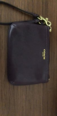 black Kate Spade leather wristlet Broadlands, 20148