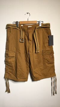 Shorts with Belt and Tassel St Catharines, L2T 3Y7
