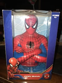 Brand new spiderman bank Sacramento, 95828