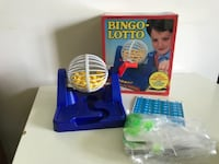 Bingo - Lotto Game Toronto