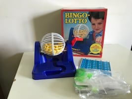 Bingo - Lotto Game