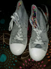 pair of white Converse All Star low-top sneakers Easley, 29640