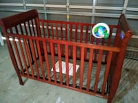 Crib and changing table Kissimmee, 34758