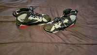 A pair of used girls tennis size 5.5 Parkville, 21234