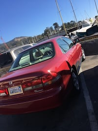 Honda - Accord - 2002 Rohnert Park, 94928