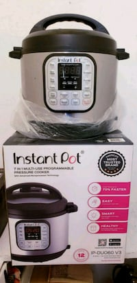 6Q large New instapot Presure cooker Los Angeles, 90011
