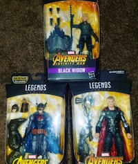 Avengers Marvel legends