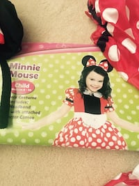 Minnie Mouse Halloween Costume Mississauga, L5H 4G7