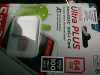 white and red SanDisk Cruzer Blade USB flash drive Antioch, 94509