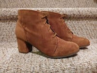 New Women's Size 9M Madden Girl Lace-up Ankle Boot Woodbridge, 22193