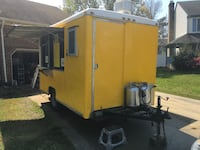 Remodeled 1991 Well Cargo Concession Trailer