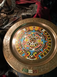 Mexican Zodiac Tray,swap, trade