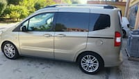 2015 Ford Tourneo Courier Journey Istanbul