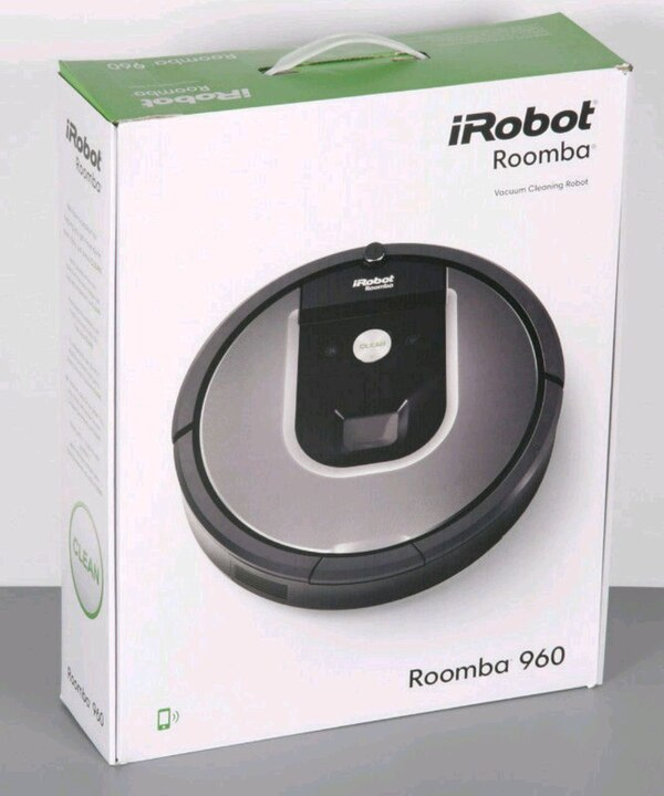 מסודר Used New, unopened Roomba 960 for sale in Calgary - letgo KX-94