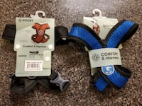 Dog harnesses brand new size medium