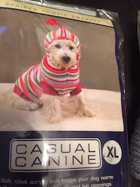 Assorted XL dog sweaters/jackets  Toronto, M6N 4P8