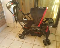 Sit n stand double stroller GUC  Toronto, M1J 2H9