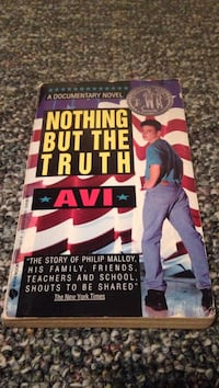 Nothing But the Truth avi book Mount Perry, 43760