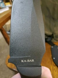 KA-BAR 12 In. Fixed Blade Knife