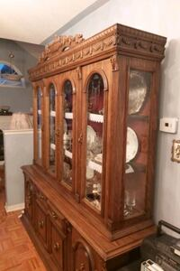 Antique Dining Hutch Vaughan, L6A 3Y4