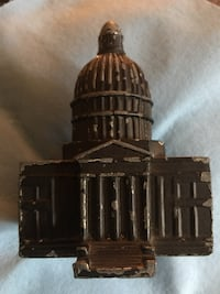 The Washington Capital Bank has a replacement plug Coin Trap  Muncy, 17756