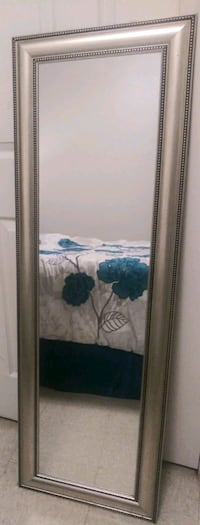 white and blue petaled flower painting Austin, 78704