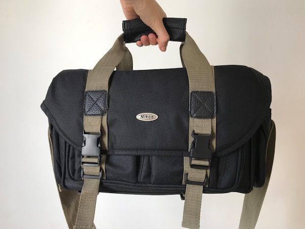 Nikon dslr pro camera shoulder bag