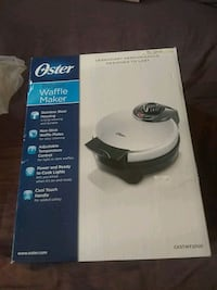 white and black Oster electric kettle box Warren, 48092