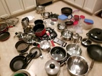 Lots of pots and pans Gaithersburg, 20878