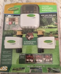 HEAVY DUTY GREEN THUMB by ORBIT 27158 EXPANDABLE AUTO WATERING SYSTEM Bethesda