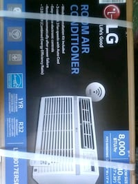 LG AIR CONDITIONER 8,000 +wifi Pittsburg, 94565
