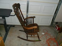 Antique Rocking Chair MORENOVALLEY