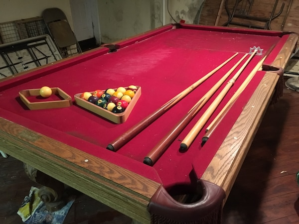 Family Pool Table
