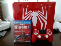 Spider-Man PS4 Pro Bundle!!!!! Augusta, 30813