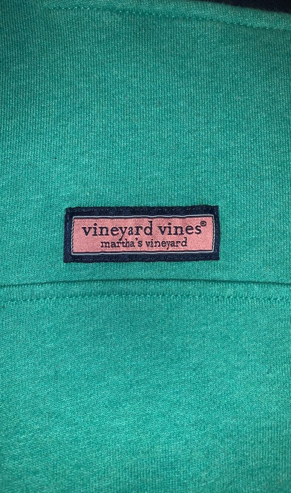 Vinyard Vines Quarter Zip (Size: Mens Small) 1