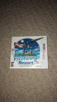 Nintendo 3ds pilotswings resort game case London