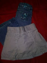 Girls clothing(6X)