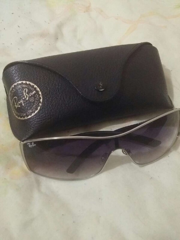 Used Name brand shades with case for sale in Winnipeg - letgo fe3717bec