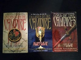 Family Dracul trilogy