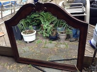 large antique wall mirror. Price reduced! Oakville, L6K 3N6