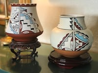 Older Jemez Pottery. Two pieces Albuquerque, 87120