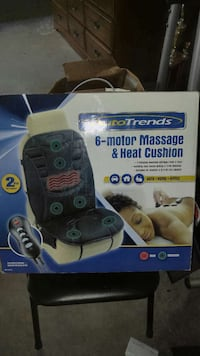 Heated cushion not used .retails $70 Moncton, E1E 0A8