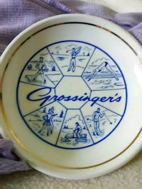 Grossingers tip plate Albany, 12205