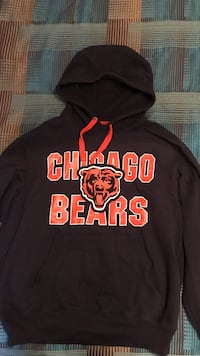 chicago bears pull-over hoodie Maywood, 60153