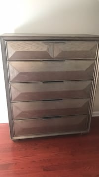 Brand new grey chest. I have no space for . Chicago, 60608