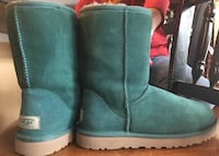 green suede ugg winter boots Harwood, 20776