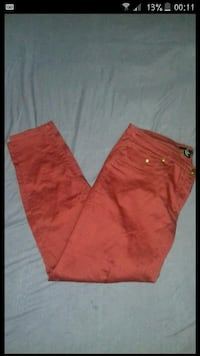 Jean skinny rouge .taille 40 Pontoise, 95300