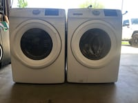 Samsung washer and (gas) dryer Temecula, 92591