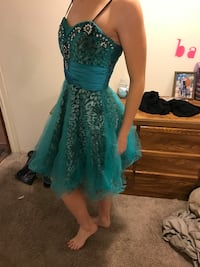 Blue Homecoming Dress West Haven, 84401