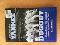 New York Yankees: Tales from the Yankee Dugout, Bo South Brunswick Township, 08824